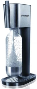 Сифон для газированной воды Pure (цвет: стальграфит).