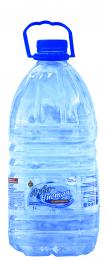 "Вода ""Аква чистая"" 5л. (4шт.)"