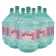 Вода Архыз 7 бутылей по 19 литров, пет